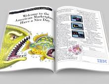 IBM – fish