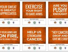 Push Against Cancer
