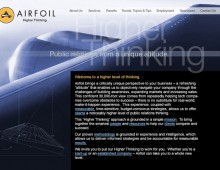 Airfoil – web