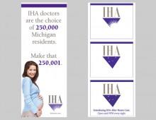 IHA – banners